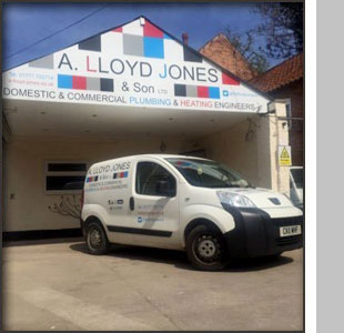 A.Lloyd-Jones & Son refurbished offices